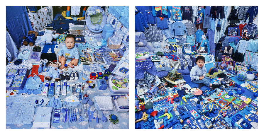 Jake(Jaewook), Light jet Print, 2006, 2009