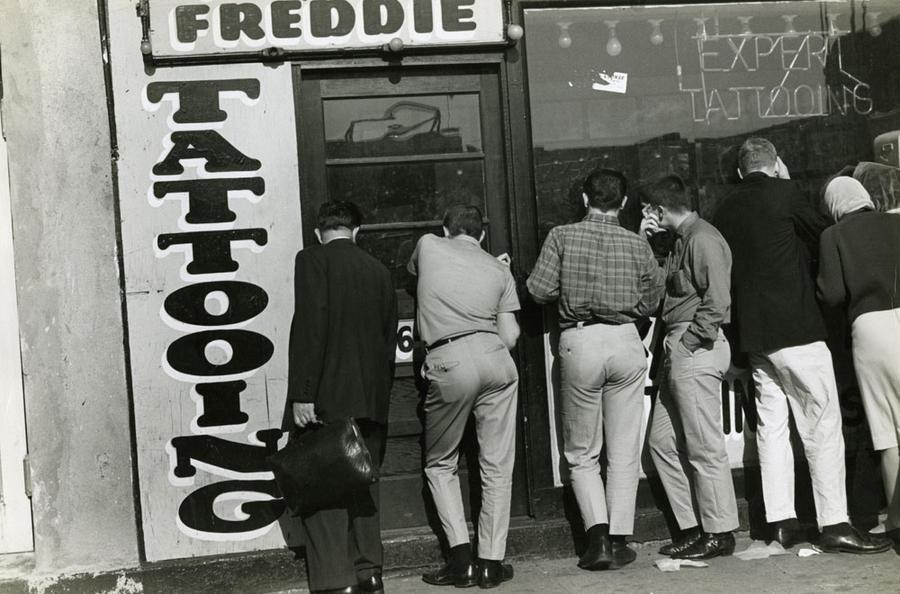 Coney Island, 1961