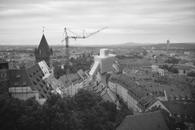 Untitled #1 (Overlooking Nuremberg, Bavaria)