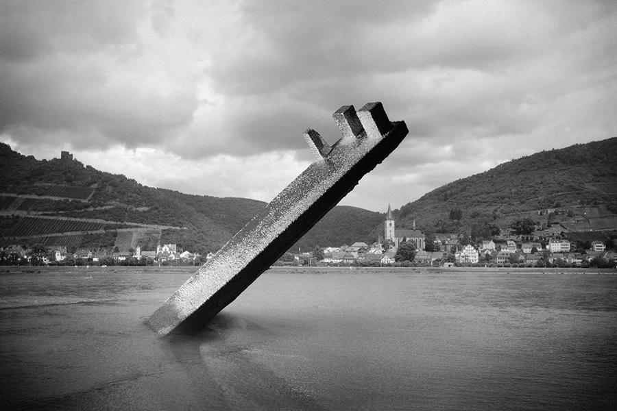 Untitled #5 (Rhine River, Rhineland-Palatinate)