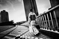 Woman Wearing Kimono, Tokyo