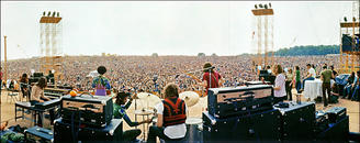 Woodstock Festival, Bethel, NJ 1969.
