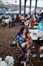 Janis Joplin, Woodstock Festival, 1969.