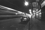 Outside the Clubs Chicago South Side, 1976