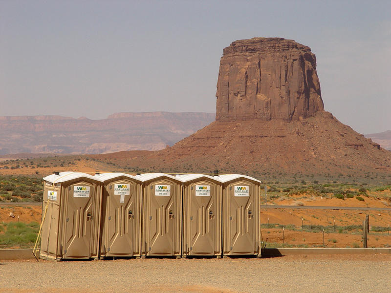 Waste Management, Monument Valley