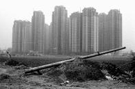 zhengzhou 2009 - new buildings