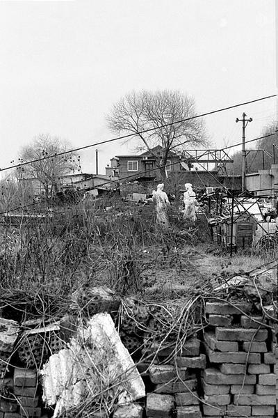 Shenyang 2009 - Backyard