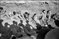 Egyptian POW's, Suez Canal, Yom Kippur War, 1973