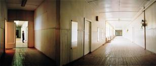The school, Njuhtja, Russia 1999