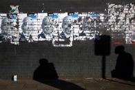 Shadows on Fichardt Street, Mangaung RSA