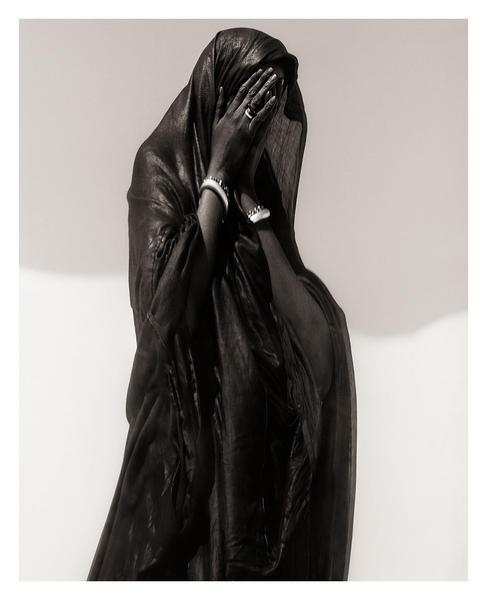 Grace, Tuareg Woman, Mali, 2008