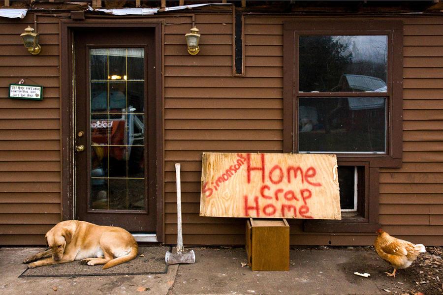 Home Crap Home
