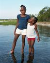 Sisters, Jamaica Bay, Queens, 2013
