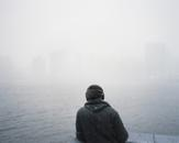 Snowstorm, The East River, 2014