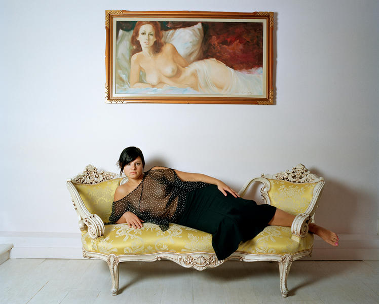 Rita, 40 x 50 inches, c-print, 2014