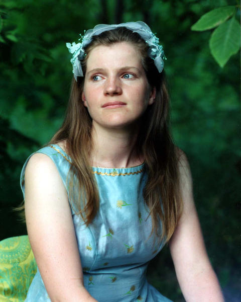 Sonya, 20 x 24 inches, c-print, 2002
