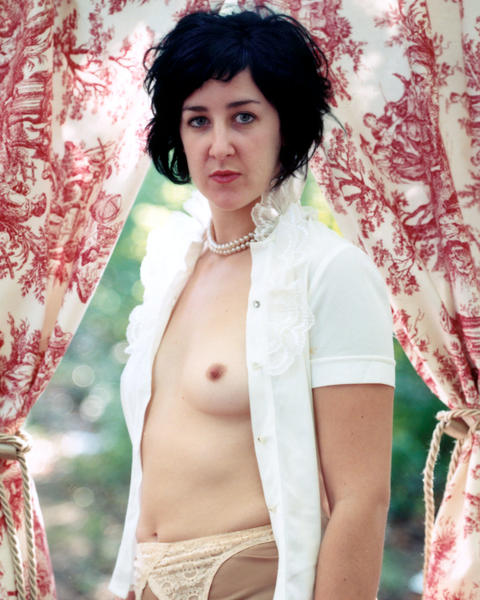 Alana, 20 x 24 inches, c-print, 2002