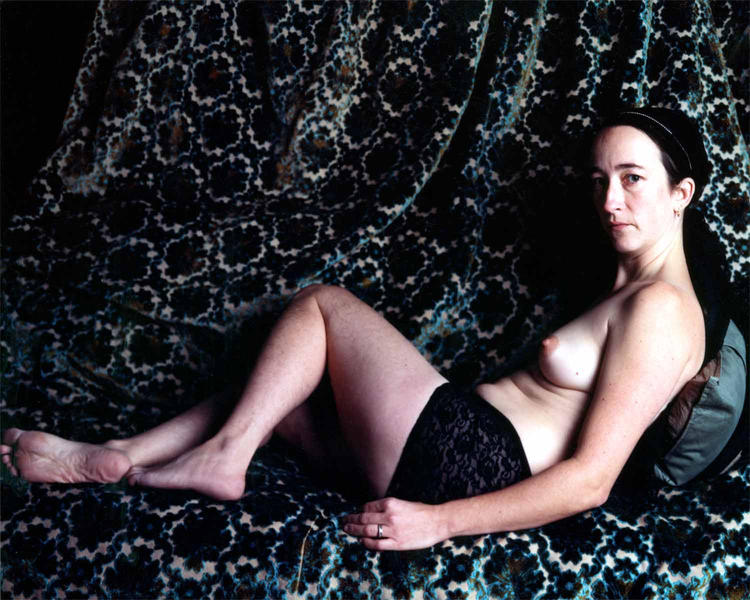 Marie-Christine, 40 x 50 inches, c-print, 2002