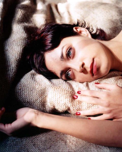 Nadia, 20 x 24 inches, c-print, 2002