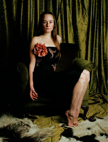 Jennifer, 30 x 40 inches, c-print, 2002