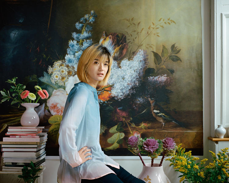 Jinyoung Kim, c-print, 40 x 50 inches, 2018