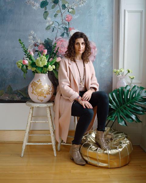 Stephanie Boridy, c-print, 40 x 50 inches, 2018