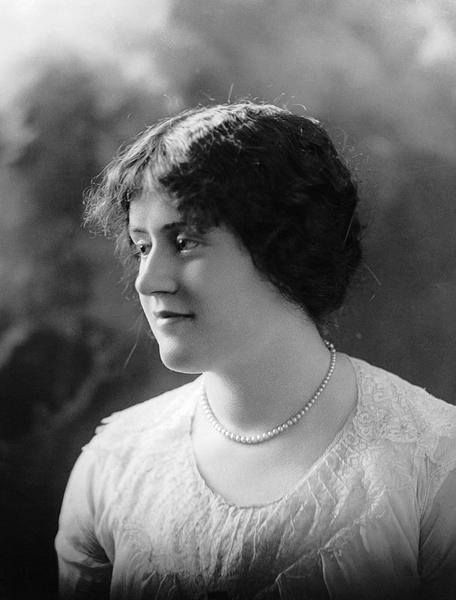 MIss Thérèse Forget, Montreal, 1914, Wm.Notman&Son