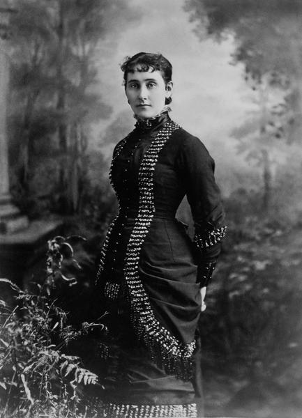 Miss Wadsworth, Montreal, 1880, Notman&Sandham