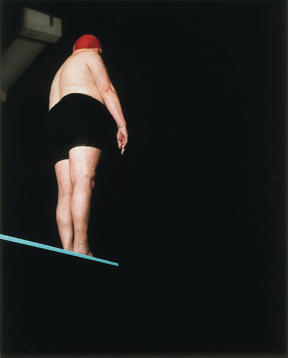 Man on the Diving Board, 1985