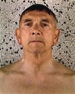 Man with Stare, 1986