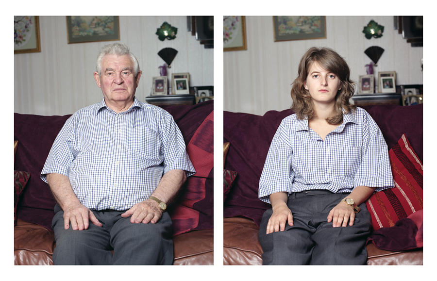 Being Grandad from One Is Not Like The Other