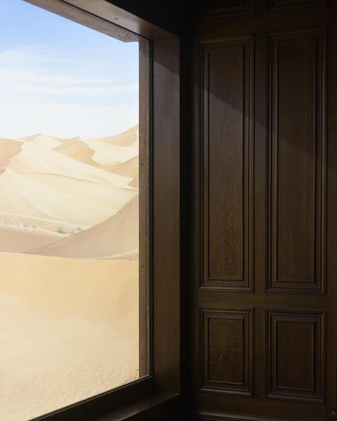 Empty Quarter (Rub' al Khali), Natural History Mus