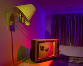 Bobby Peru's Room-- Abandoned Motel