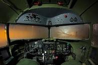 Flight to Juliper-- Aircraft Boneyard, DC-3