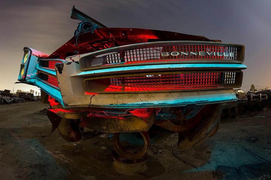 The Wide-Track Sag-- Pontiac Bonneville