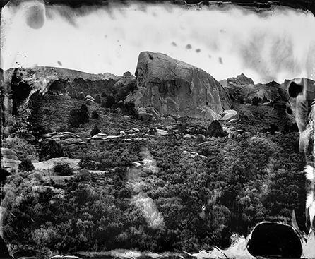 Granite Dome, City of Rocks 2009