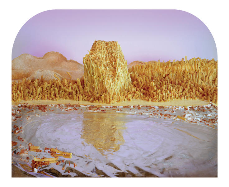French Fried Bluffs, from Processed Views