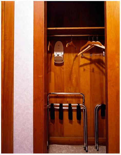 Closet, Room 126