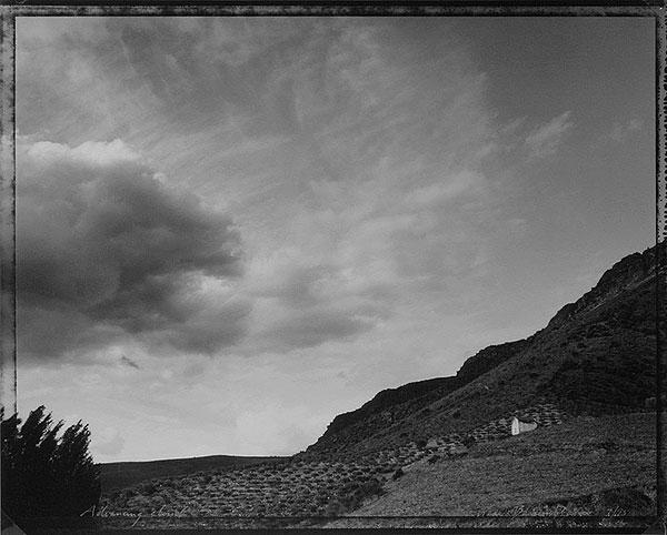 Advancing Cloud Near Barca Dãlua, 1995