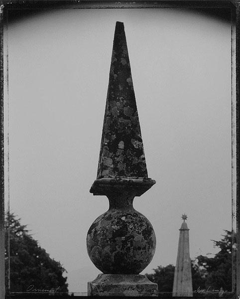 Ornament, Church Steps, Lamego