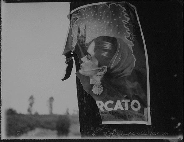 Torn Poster Road to Villa Real, 1995