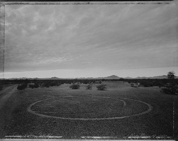Turn-Radius Intaglio, Kofa Range, Arizona