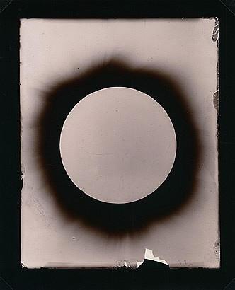 Solar Eclipse, Chile, 1893