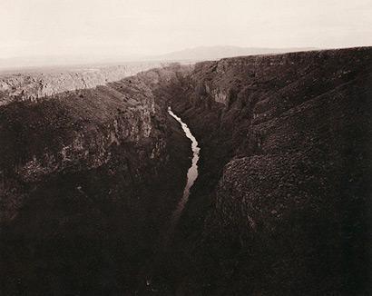 Rio Grande, Taos, New Mexico, 1989