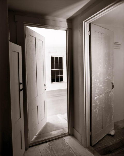 Doors and Window…after Charles Sheeler