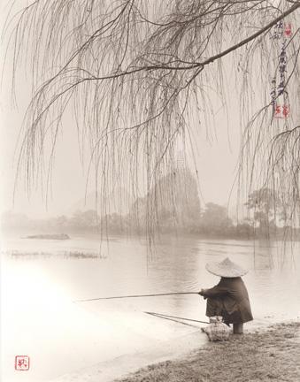 Waiting, Guilin, 1984