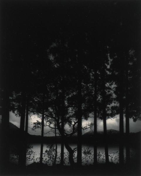 Numazama Lake, Fukushima, Japan