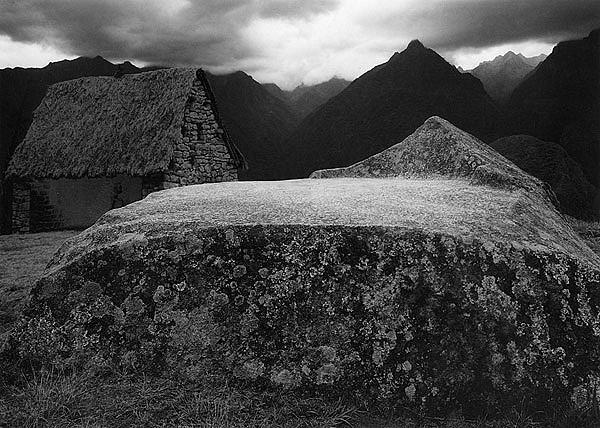 Machu Picchu, 1971
