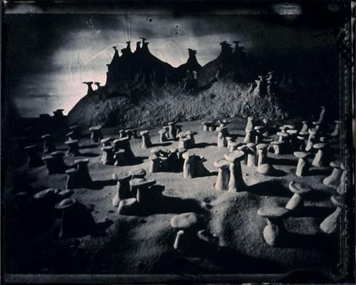 Capstone Desert