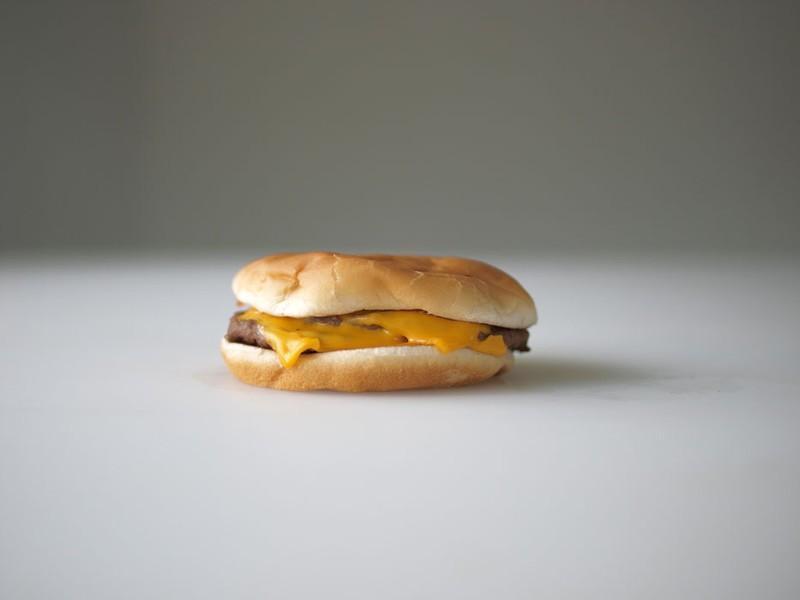 doublecheeseburger from mcdonalds